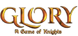 logo gry Glory: A Game of Knights